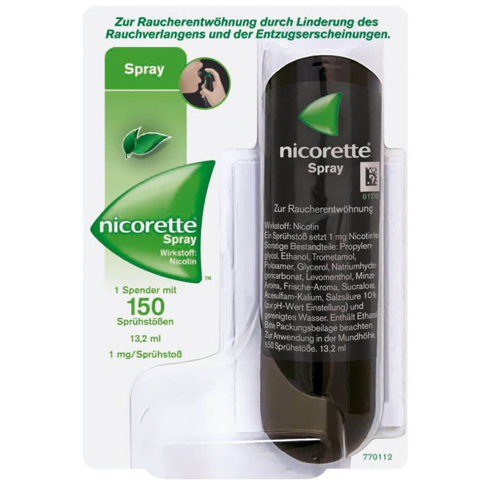 nicorette spray 1 mg spruehstoss spray 1 4365655
